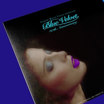 Vinyle Blue Velvet David Lynch